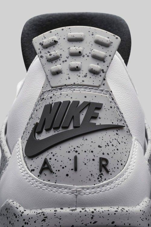 eda2774a1c09 The Air Up There. The Air Up There Jordan 4 White Cement ...