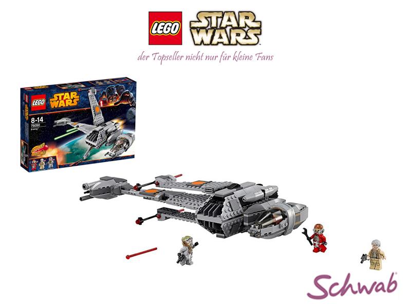 Mit Lego Star Wars Könnt Ihr Euch Die Bekannten Kino Filme Nach
