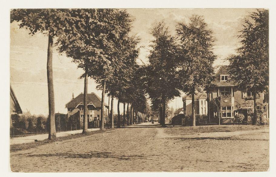 Breda. Zandberglaan. 1925