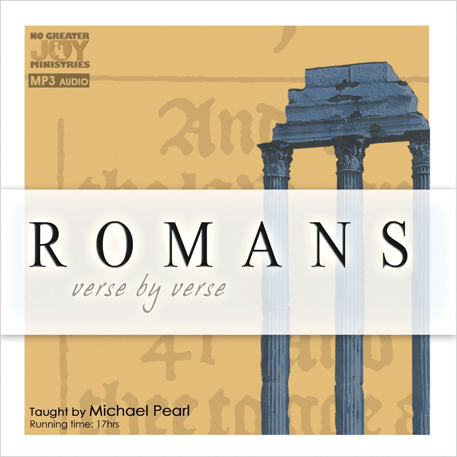 Free audio verse by verse commentary on the book of Romans