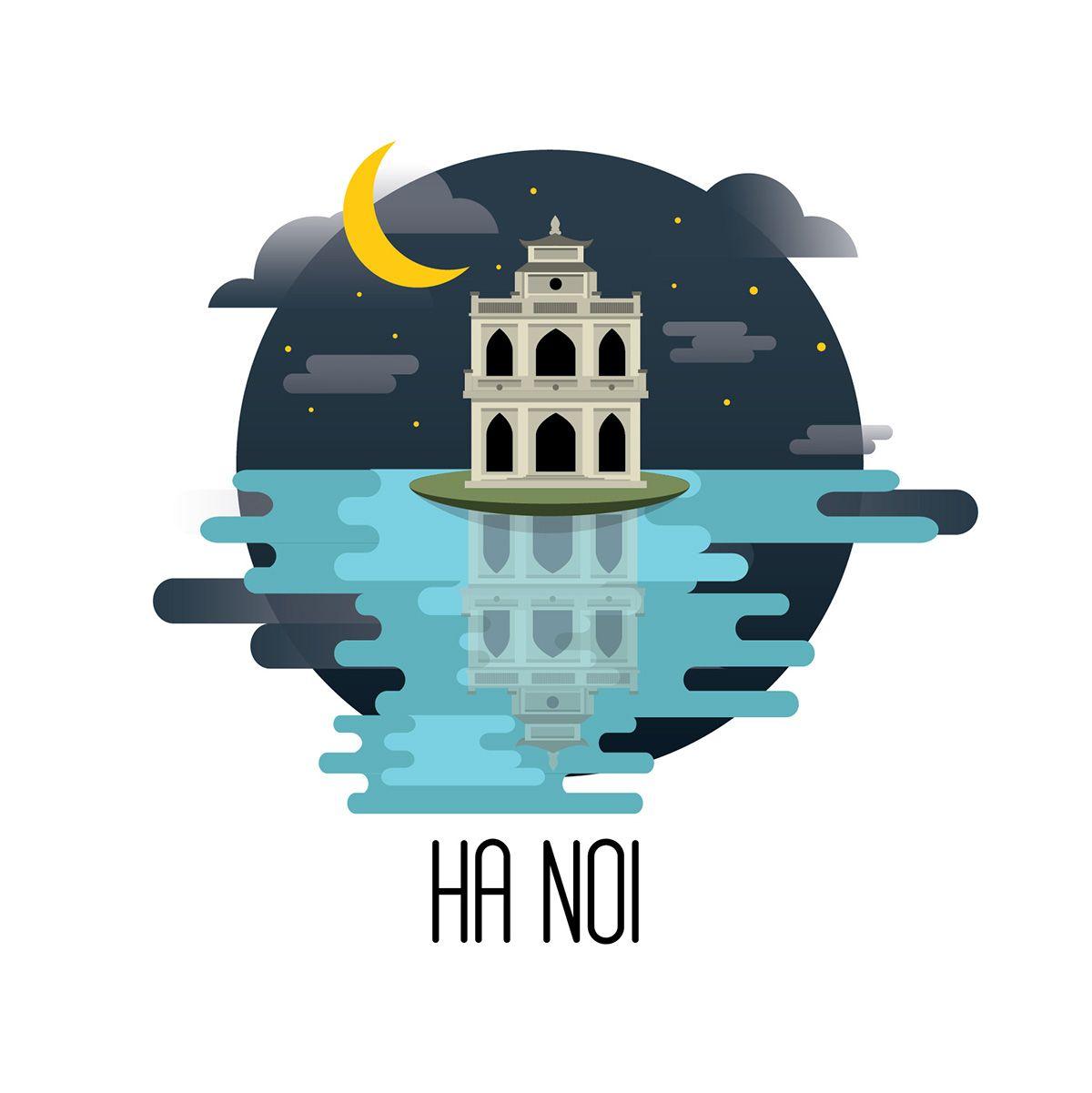 Saigon n Hanoi, Day n Night on Behance