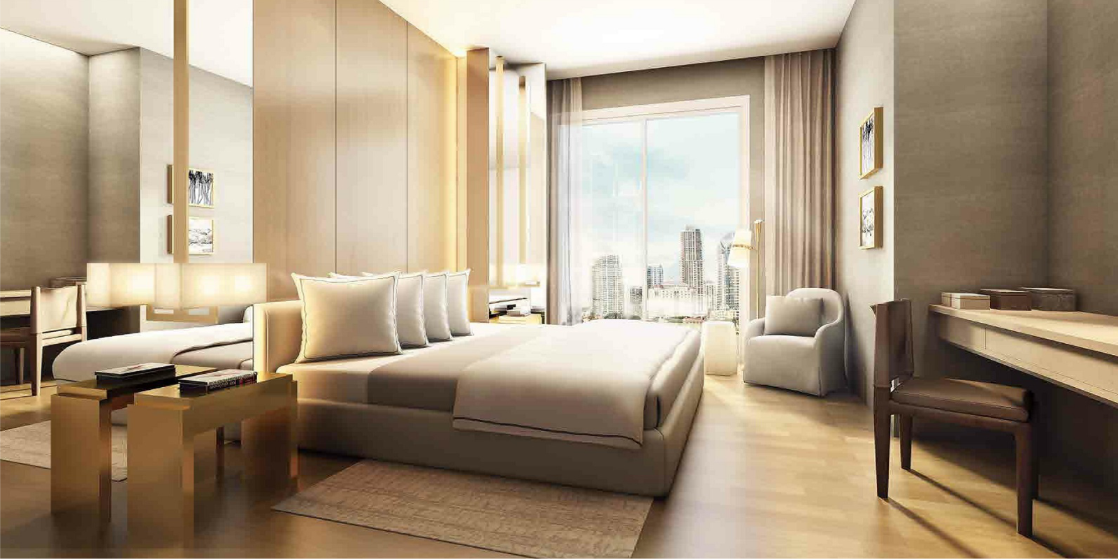 Lomba Desain Kamar Apartemen 2019 Jakarta