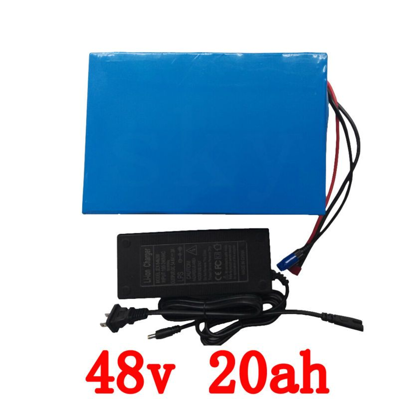 Ebike Battery 36V 10AH Lithium Li-ion Battery w//Charger BMS Protection Board US