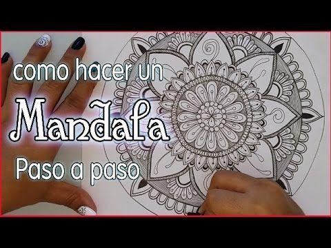 Como Hacer Mandalas Tips y trucos para una mandala perfecta How