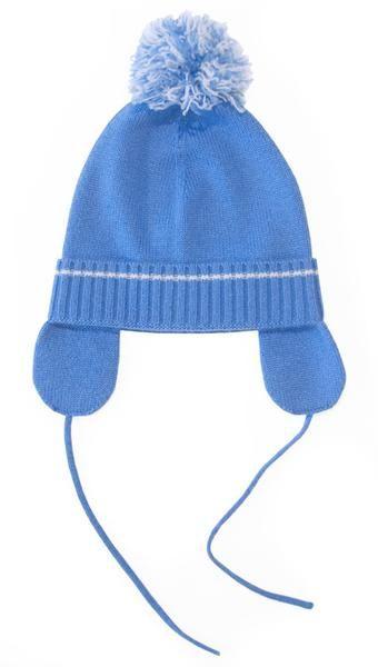 a1e12c0dffc baby boy pom pom hat