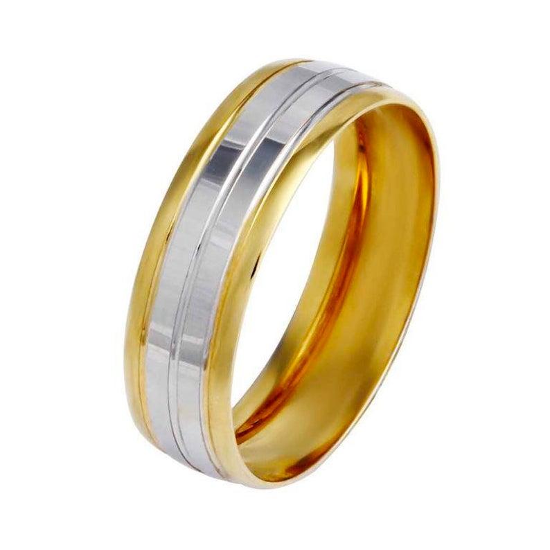 18 Karat Patterned Gold Wedding Bands And Rings Engrave Your Etsy Gold Wedding Band Plain Wedding Band Wedding Bands