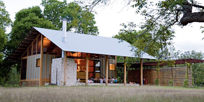Texas Architect Trey Rabke Reimagines His Family 39 S Country