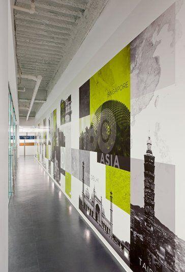 Tpg Architecture Portfolio My Work Wall Design