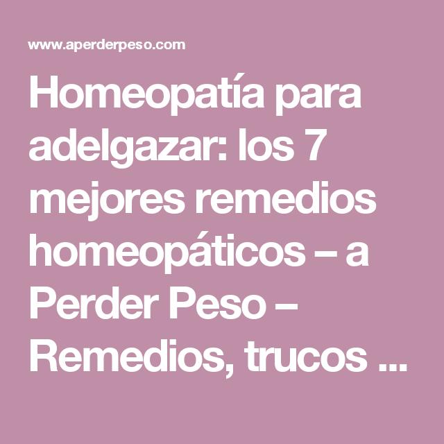 homeopatia para adelgazar en la menopausia text