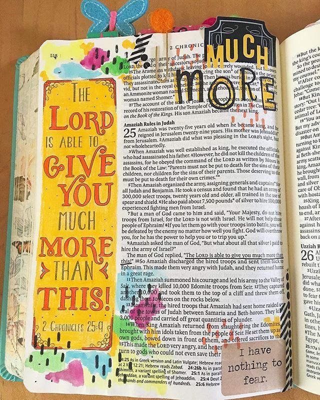 Trust that God's got this  2 Chronicles 25:9