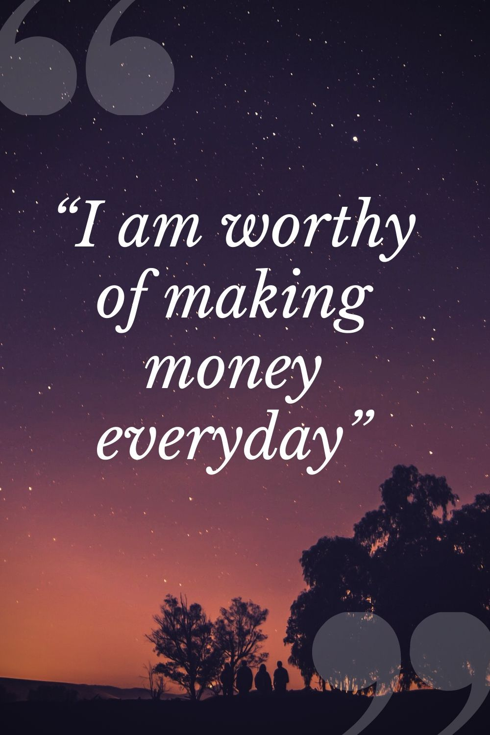 Know The Secret Of Manifestation Affirmations For Money in