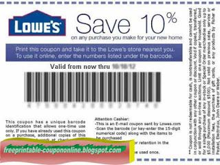 Lowes Coupons Free Printable Coupons Printable Coupons
