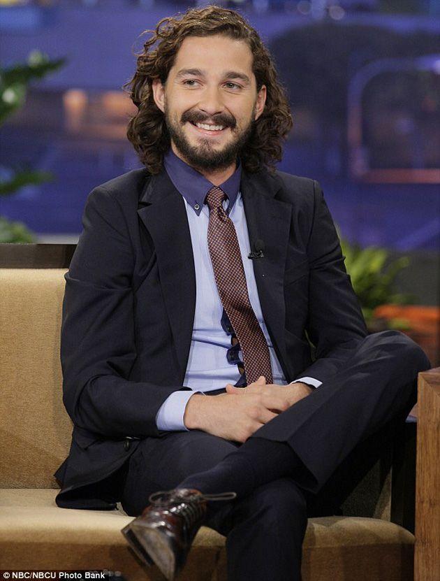 Shia Labeouf Shia Labeouf Long Hair Styles Beard