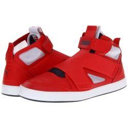 PUMA - El Rey Future (Puma Red New Navy) - Footwear - product ... 3b06a901b