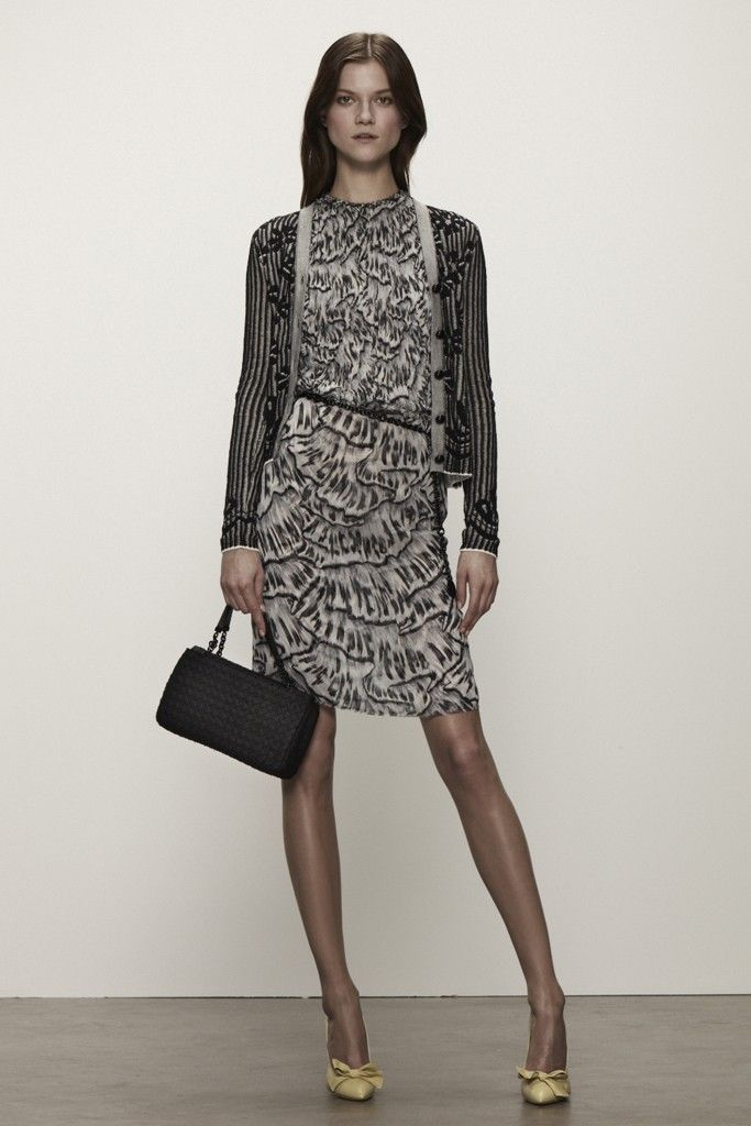 Bottega Veneta Resort 2013 - Runway, Fashion Week, Reviews and Slideshows - WWD.com