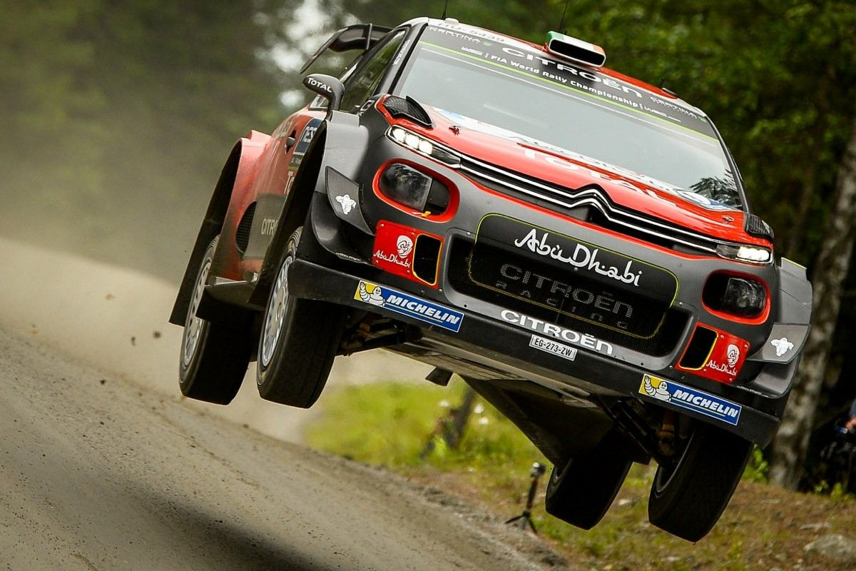 WRC2017 Finlande Racing, F1 news, Rally