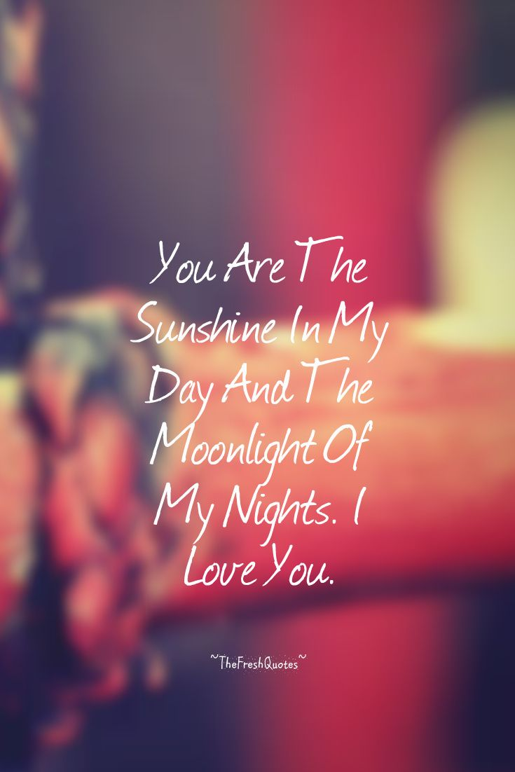 40 Cute Romantic I Love You Messages Quotes Love Quotes Love