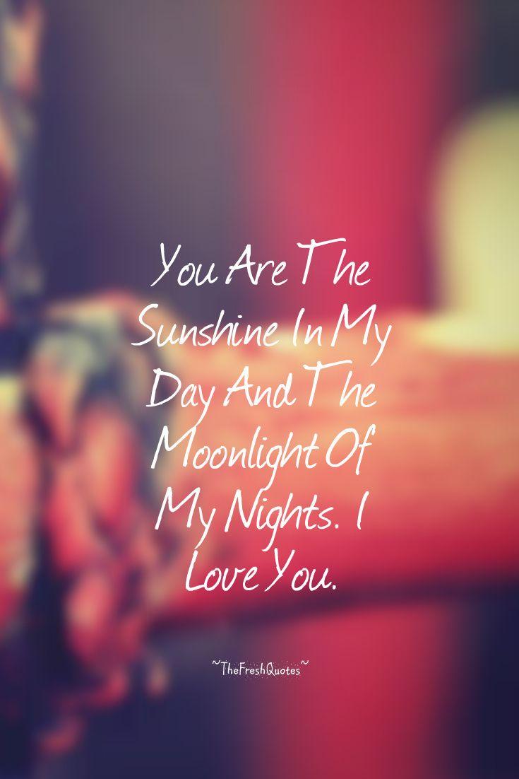 Romantic I Love You Quotes 40 Cute & Romantic I Love You Messages & Quotes  Romantic Qoutes