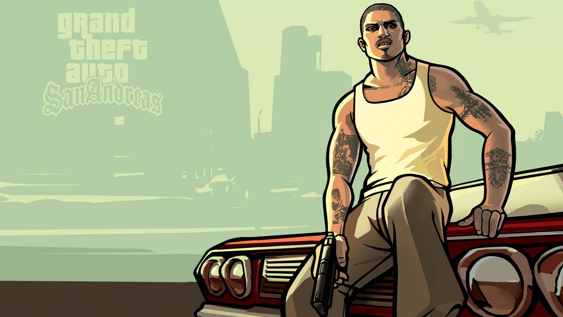 1920x1080 Free Wallpaper And Screensavers For Grand Theft Auto San