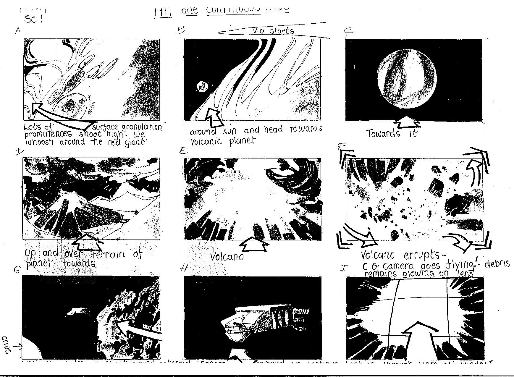 Famous Film Storyboard  Google Search  Design
