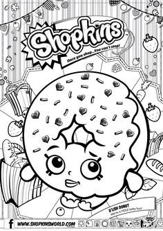 Coloring In Pages Shopkins. shopkin coloring pages free online printable  sheets for kids Get the latest images favorite to Shopkins Printable shopkins Pinterest