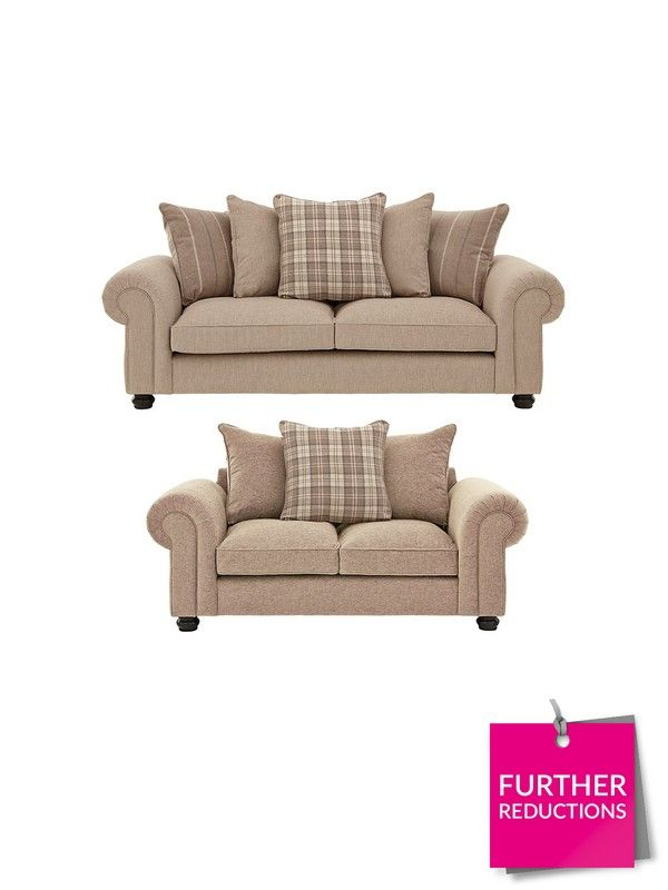 d03663cb14c No Brand ORKNEY 3 + 2 SEATER SOFA SAVE with this great value package deal  that