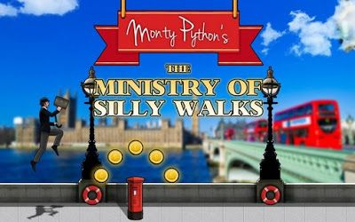 Monty Python's: The ministry of silly walks Mod Apk Download