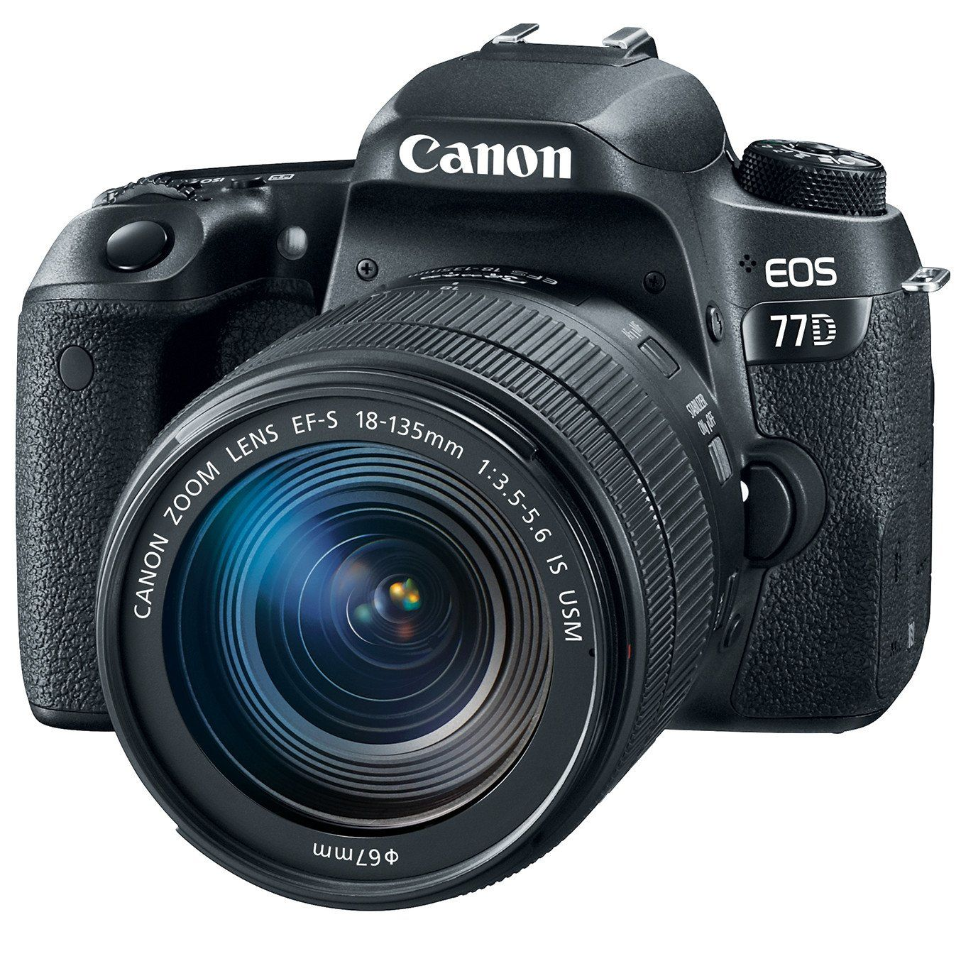 Canon Eos 77d Dslr Camera With 18 135mm Is Stm Lens In 2021 Canon Dslr Camera Canon Dslr Dslr
