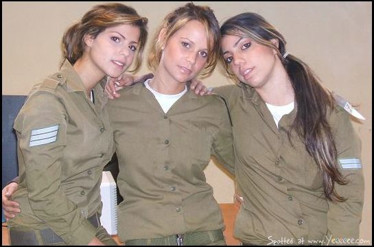 Beautiful Israeli Women Soldiers Part 2