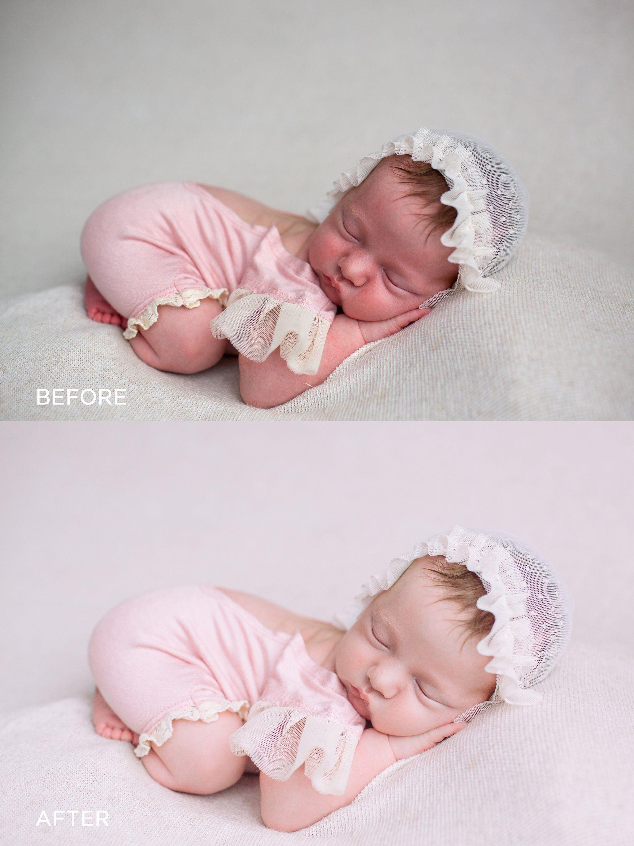 Quick tips for editing newborns photos in lightroom quick tutorial