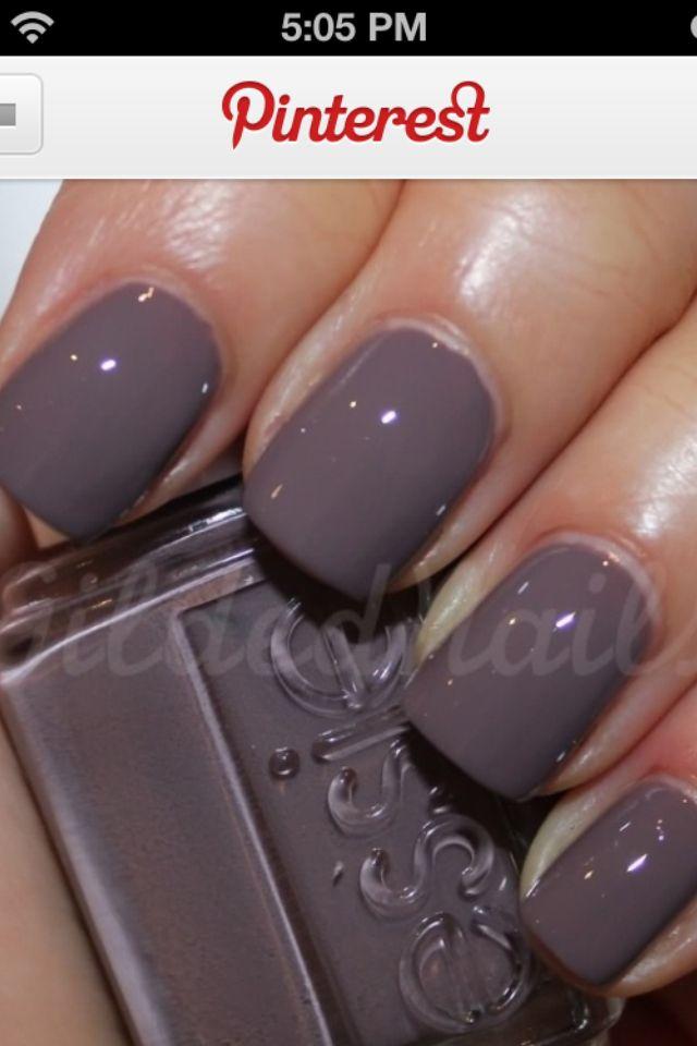 Essie Nails ....love the color | Nails | Pinterest | Pintura de uñas ...