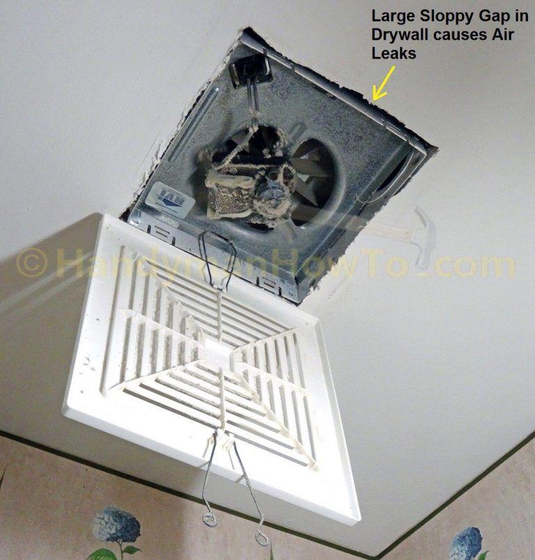 ceiling fan bathroom bathroom exhaust