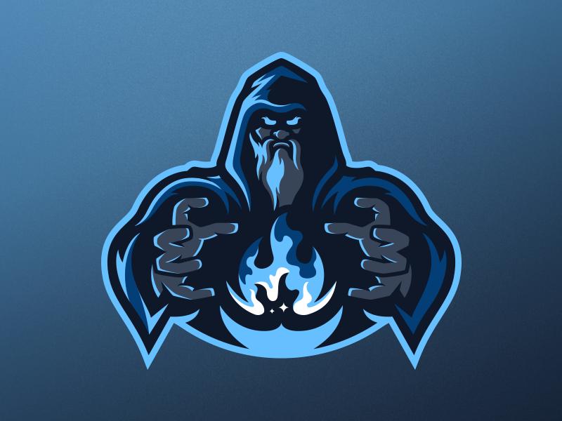 Elder Mage Mascot Logo in 2020 Mascot, Logo design art
