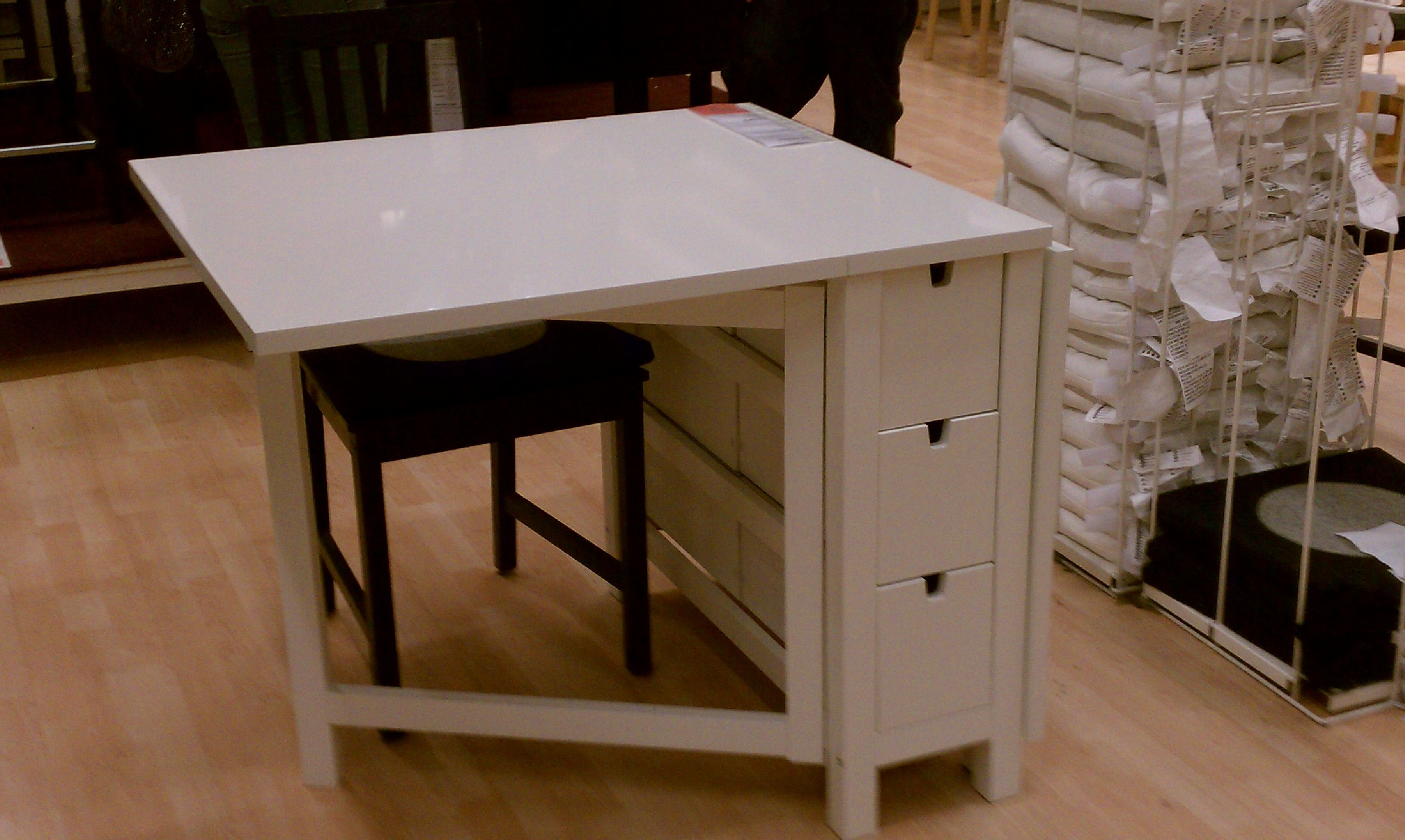 199 Norden Gateleg Table Ikea Home Office Diy Ideas