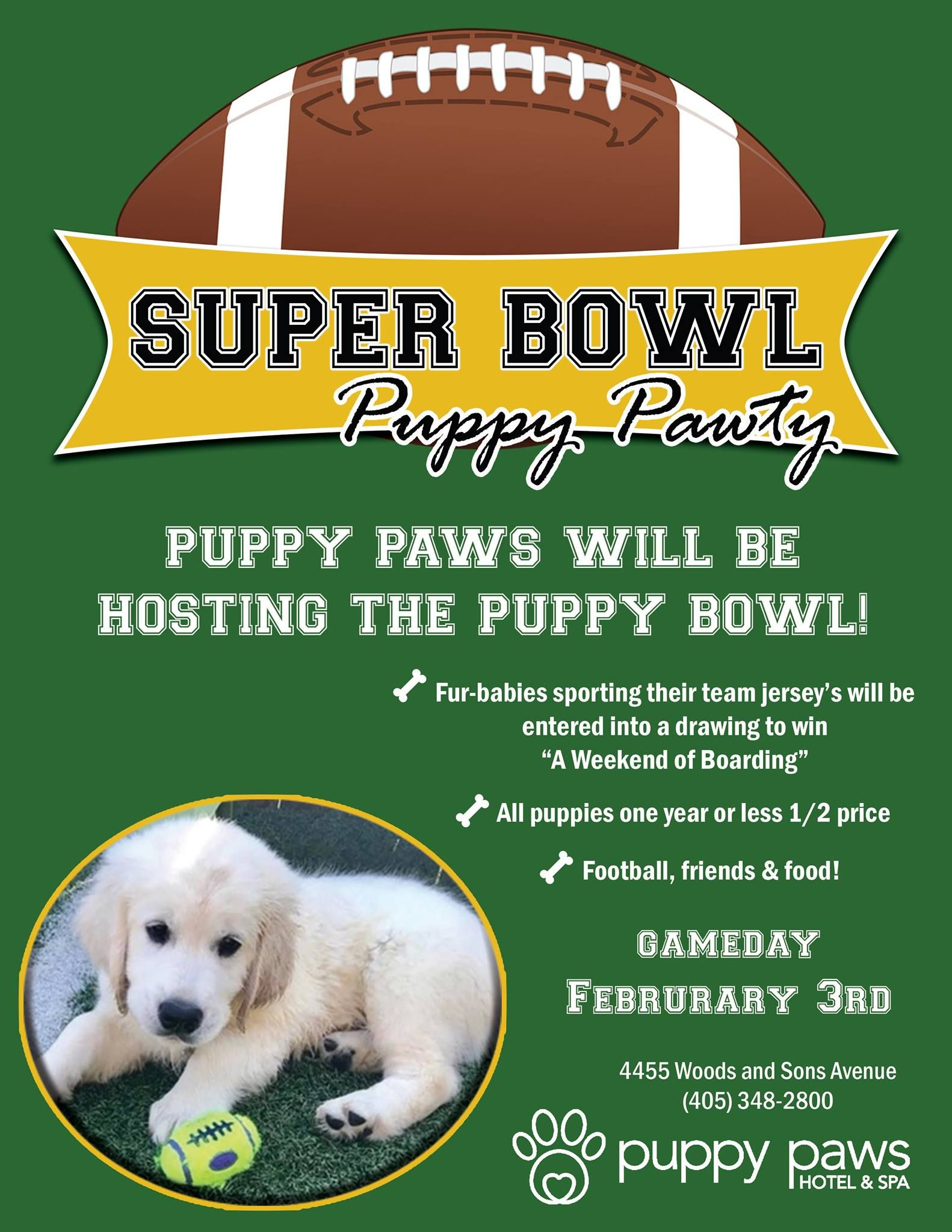 Puppy Bowl Puppy Bowls Dog Daycare Puppy Paws