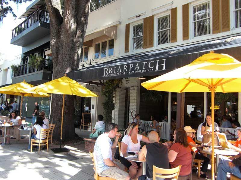 Day 38 Brunch In Winter Park Fl Briarpatch Restaurant On Avenue