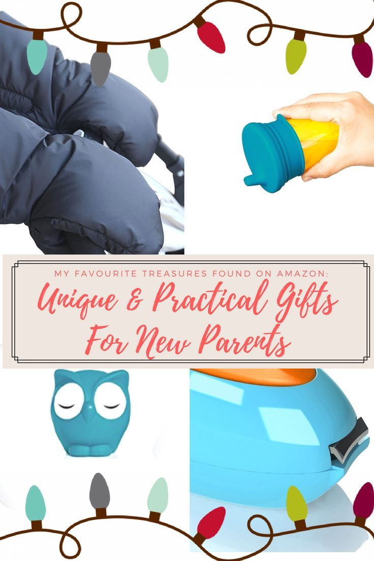 it can be hard to find a unique and practical gift for the new parent