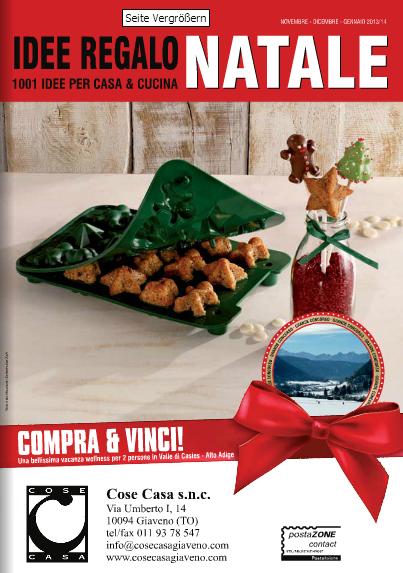 Idee regalo per Natale - Cose di casa News | Pinterest | Regalo ...