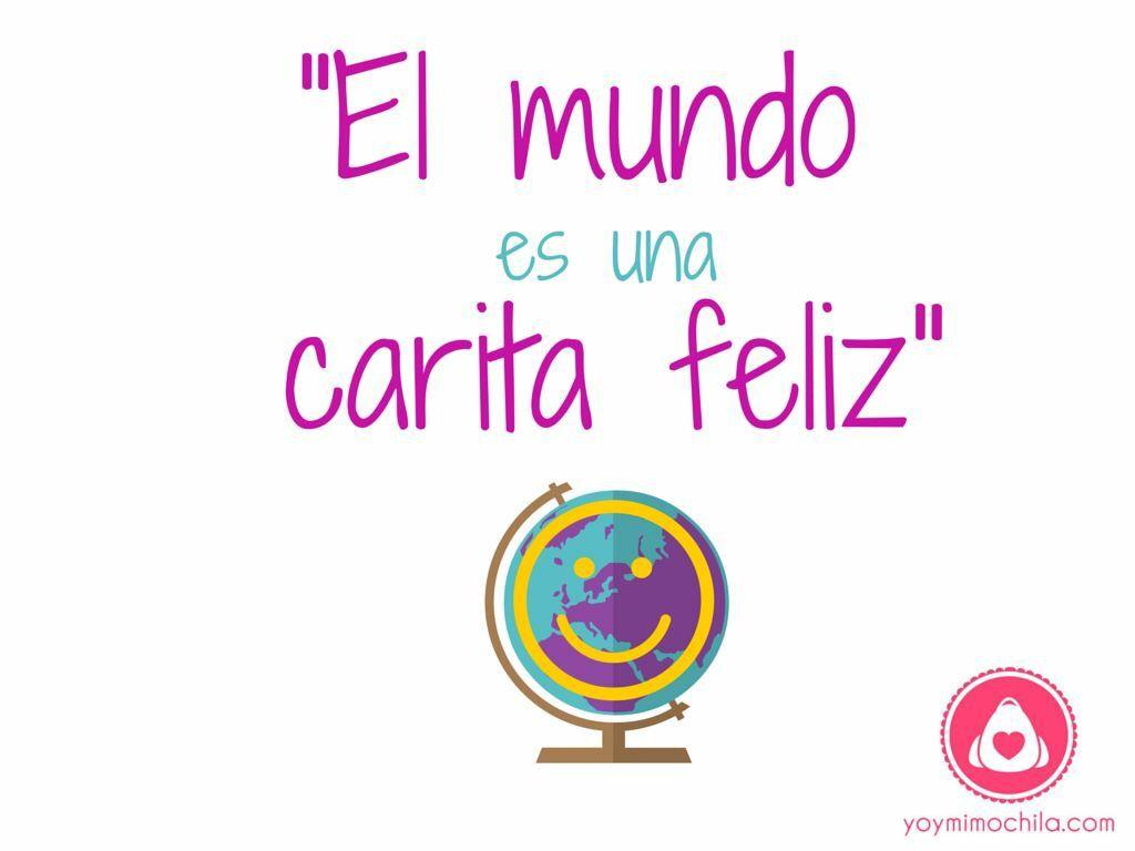 El mundo es una carita feliz