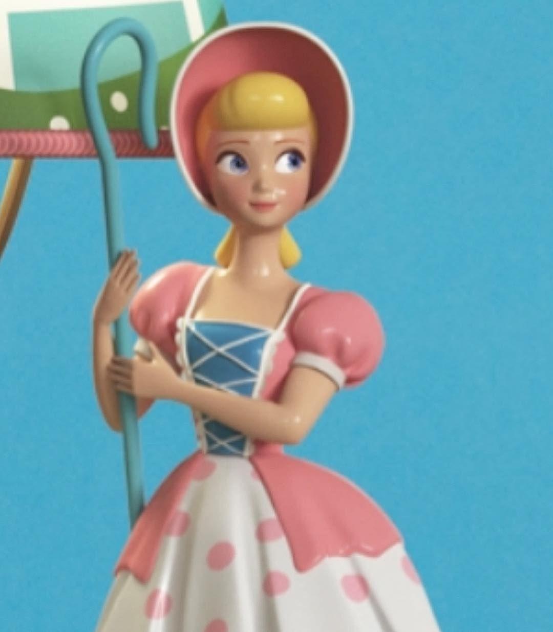 La Imagen Puede Contener Una Persona Toy Story Little Bo Peep Disney And Dreamworks
