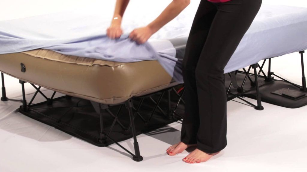 Folding Bed Frame For Air Mattress | Bed Frames Ideas | Pinterest