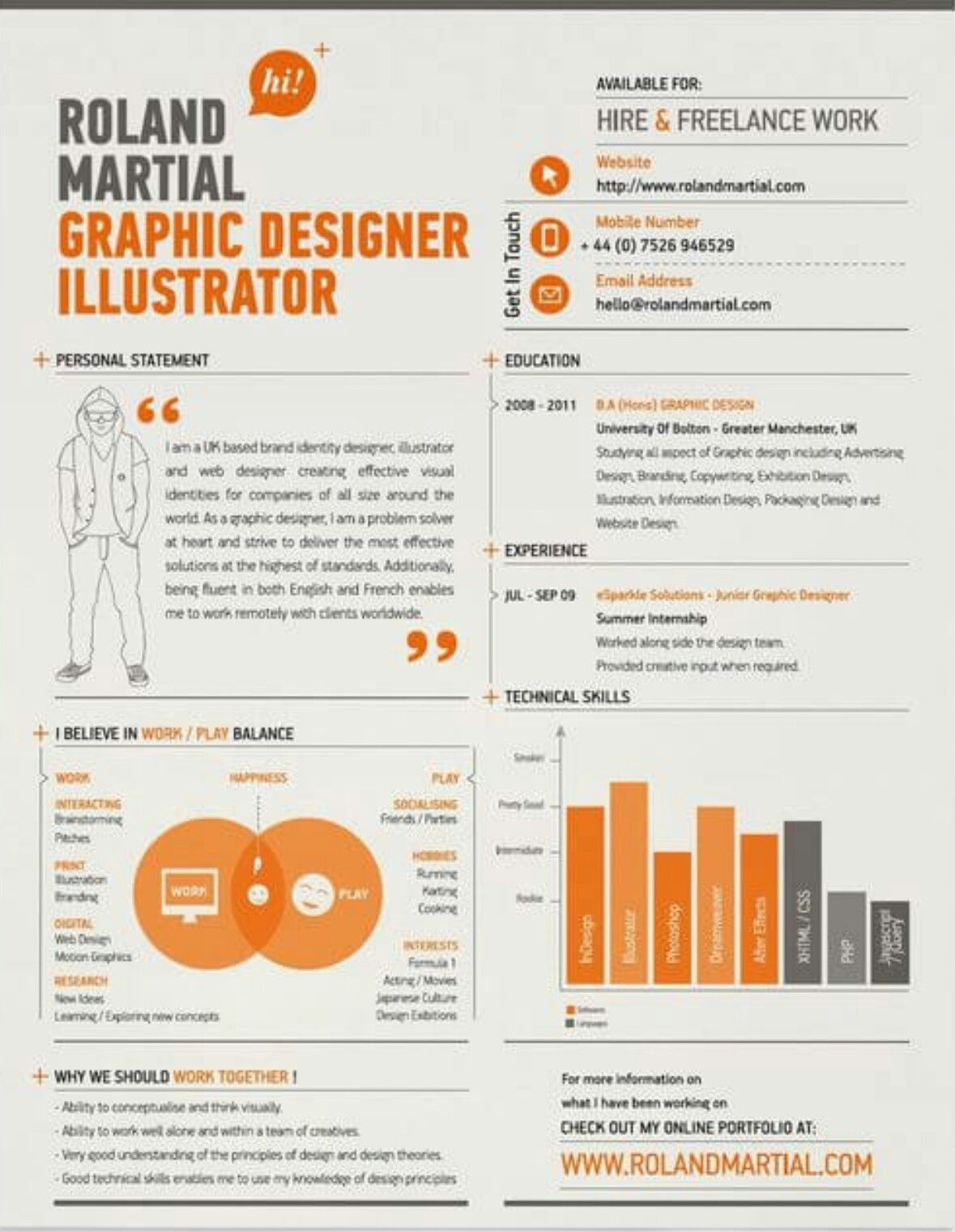 Pin by devon oller on non traditional design resumes