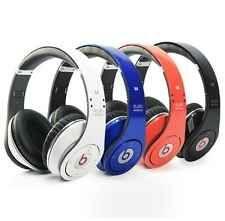 Beats By Dr Dre Headphones Wireless Studio Over The Head Black