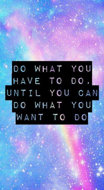 Oprah Winfrey Quote Quotes Motivation On A Pastel Galaxy Background Motivation Pinterest