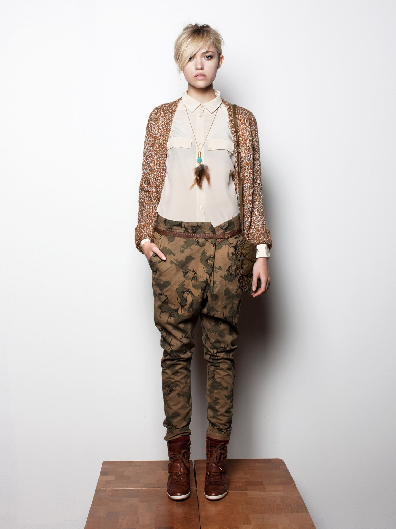 Scotch maison fall winter lookbook pictures