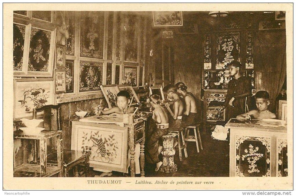 atelier de peinture - Delcampe.net