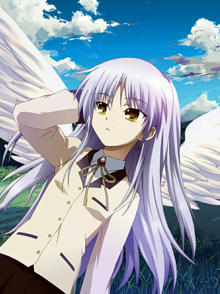 Pin by YDB Experiment 626 on 可愛い Anime, Angel beats, Art