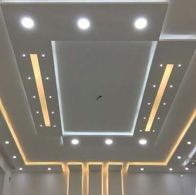 Latest Modern Pop Ceiling Design For Hall False Ceiling Designs