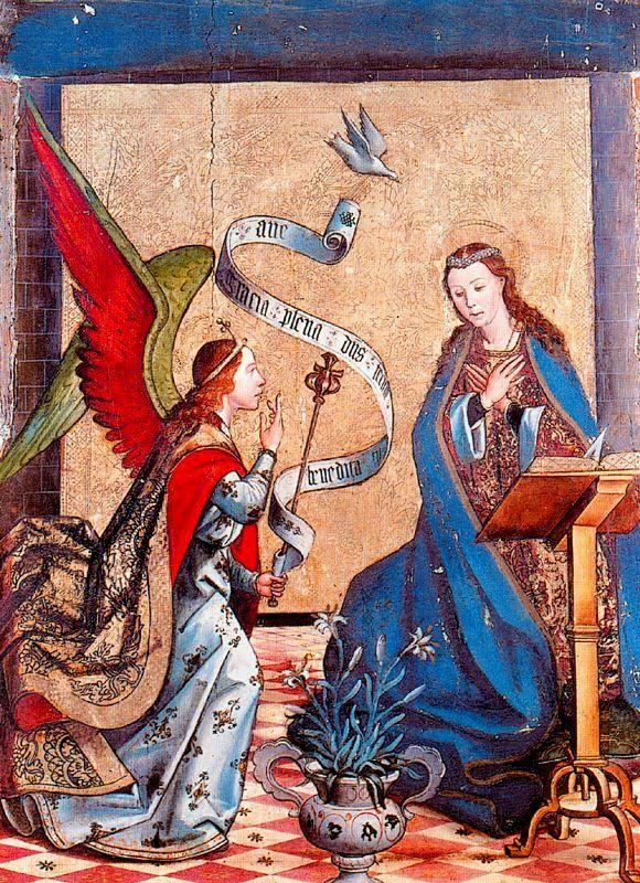 Art from spain pedro berruguete paredes de nava palencia 1450 1503 fue un pintor - Busco trabajo de pintor en madrid ...