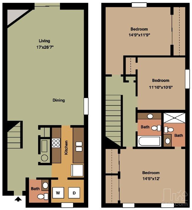 Private Reserve Luxury Townhomes Luxury Townhomes Townhomes For Rent Townhouse